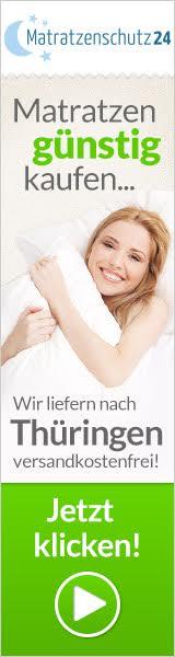 Matratzen in Thüringen günstig kaufen